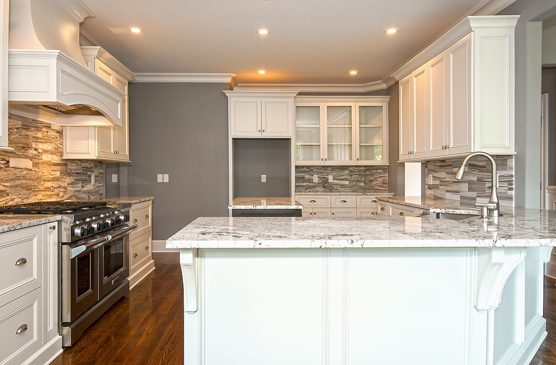 Abbey kitchens and bathrooms - Glen Abbey In Greer Sc